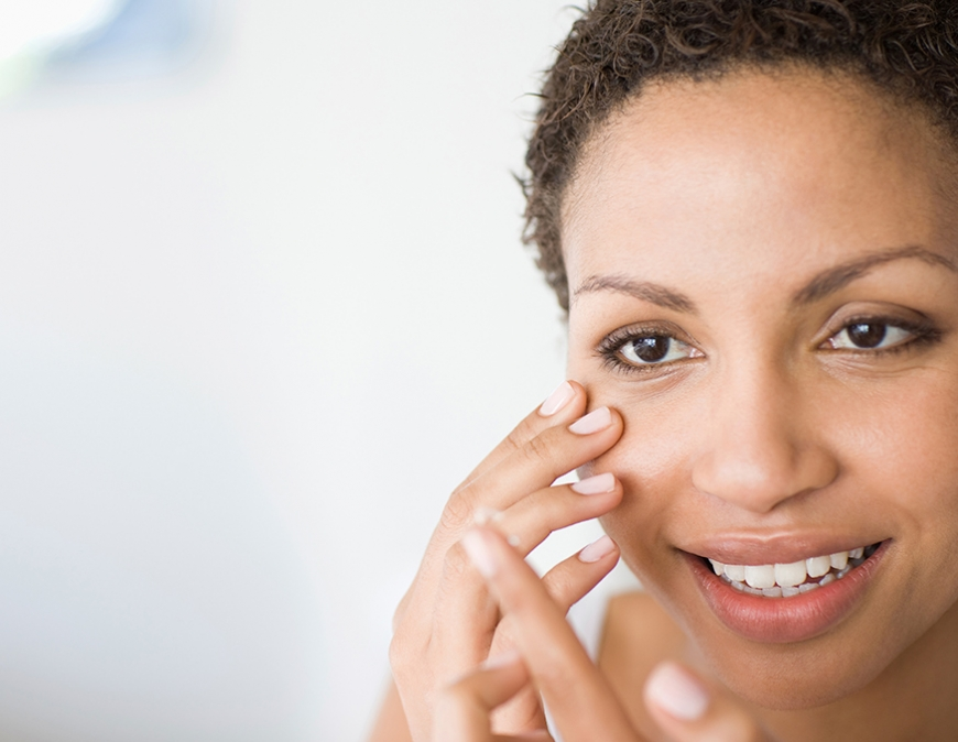 Fitting soft multifocal contact lenses